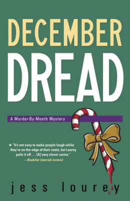 December Dread (Murder-by-Month Series #8)