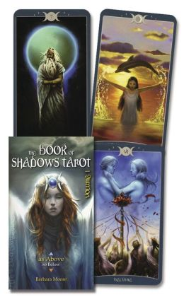 As above Deck: Book of Shadows Tarot, Volume 1