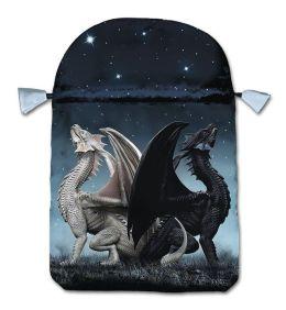 Draconis Satin Bag