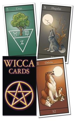 Wicca Cards