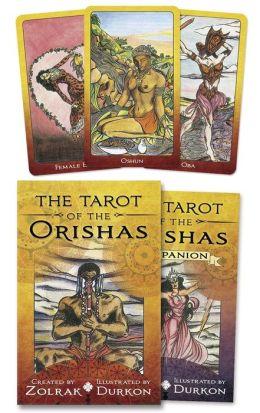 The Tarot of the Orishas