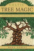 Book Cover Image. Title: Celtic Tree Magic:  Ogham Lore and Druid Mysteries, Author: Danu Forest
