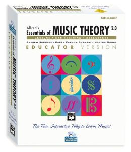 Essentials of Music Theory Software, Version 2.0, Vol 1: Educator Version, Software