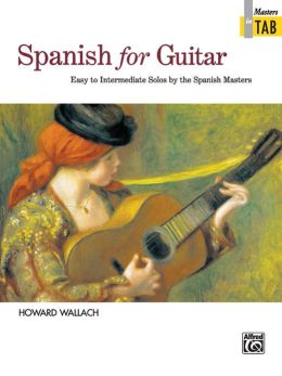 Spanish for Guitar -- Masters in TAB