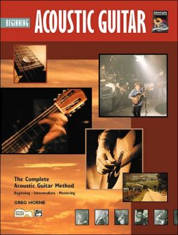 Complete Acoustic Guitar Method: Beginning Acoustic Guitar, Book & CD