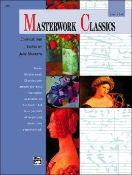 Masterwork Classics: Level 1-2, Book & CD