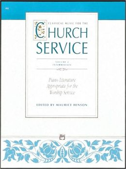 Classical Music for the Church Service, Vol 2
