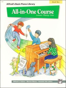 Alfred's Basic All-in-One Course for Children, Bk 2