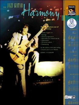 Jazz Guitar Harmony: Book & CD