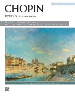 Chopin -- Etudes (Complete)