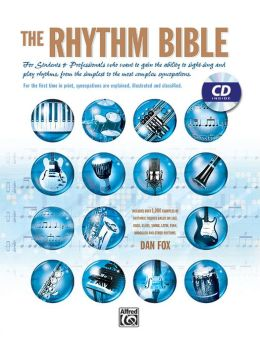 The Rhythm Bible: Book & CD