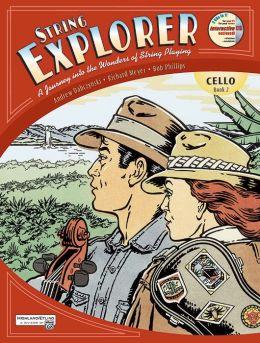 String Explorer, Bk 2: Cello