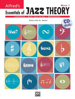 Alfred's Essentials of Jazz Theory, Bk 1: Book & CD