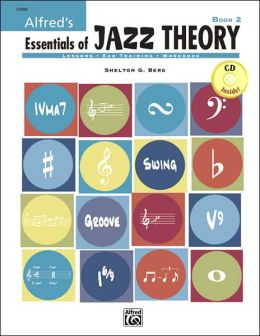 Alfred's Essentials of Jazz Theory, Bk 2: Book & CD