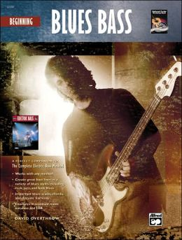 Complete Electric Bass Method: Beginning Blues Bass, Book & CD