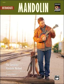 Intermediate Mandolin: Book & CD