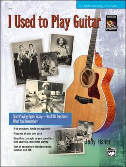 I Used to Play Guitar: Book & CD
