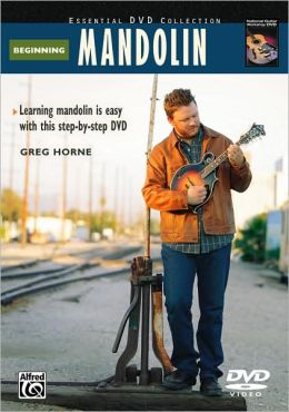 The Complete Mandolin Method -- Beginning Mandolin: Learning Mandolin Is Easy with This Step-By-Step DVD, DVD