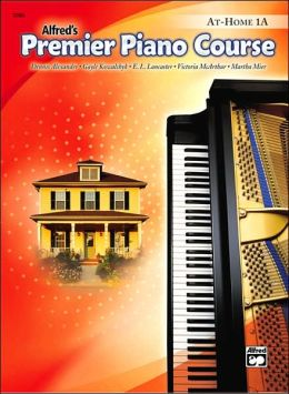 Premier Piano Course At-Home Book, Bk 1A