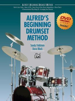 Alfred's Drumset Method: Book & DVD (Sleeve)