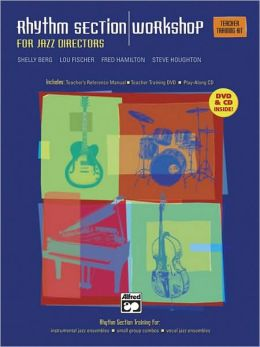 Rhythm Section Workshop for Jazz Directors: Complete Kit, Book, DVD & CDs