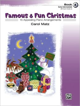 Famous & Fun Christmas, Bk 4