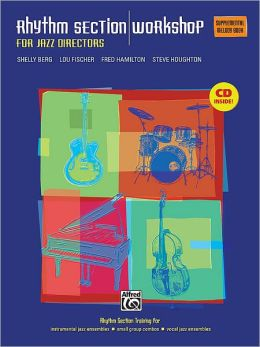 Rhythm Section Workshop for Jazz Directors: Supplemental Melody (C, B-Flat, E-Flat, C Bass Clef), Book & CD
