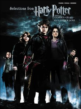 Selections from Harry Potter and the Goblet of Fire: Piano/Vocal/Chords