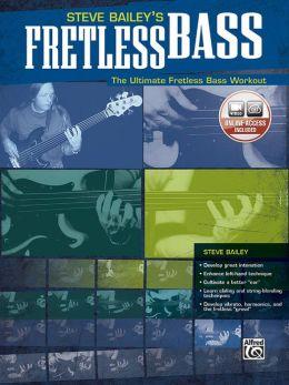 Fretless Bass: Book & DVD (Hard Case)