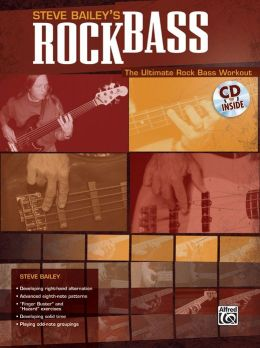 Rock Bass: Book & CD