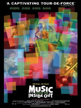 Music from the Inside Out: Poster