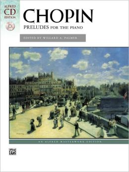 Preludes: A Practical Performing Edition, Book & CD