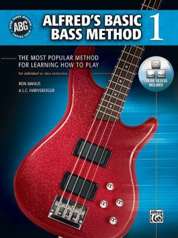 Alfred's Basic Bass Method, Bk 1: Book & CD