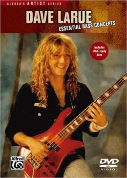 Dave LaRue -- Essential Bass Concepts: DVD