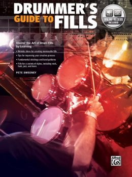 Drummer's Guide to Fills: Book & CD