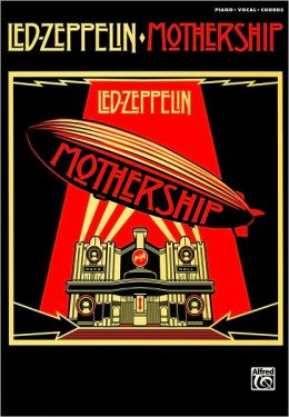 Led Zeppelin -- Mothership: Piano/Vocal/Chords