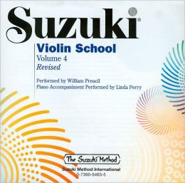 Suzuki Violin School, Vol 4
