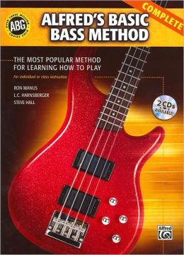 Alfred's Basic Bass Method: Complete