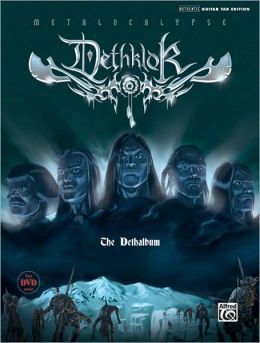 Dethklok -- The Dethalbum: Authentic Guitar TAB, Book & DVD