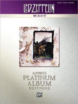 Led Zeppelin IV Platinum Edition (Platinum Editions Series)