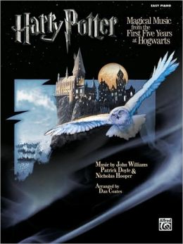 Harry Potter Magical Music: From the First Five Years at Hogwarts (Easy Piano Solos)