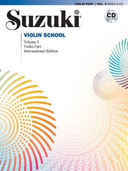 Suzuki Violin School (Suzuki Method Core Materials Series)