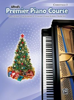Premier Piano Course Christmas, Bk 3