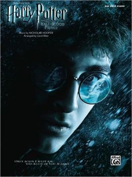 Selections from Harry Potter and the Half-Blood Prince: Big Note Piano