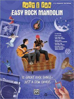 Just for Fun: Easy Rock Mandolin