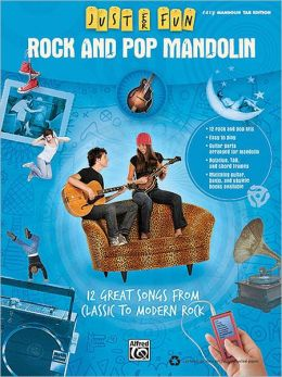 Just for Fun: Rock and Pop Mandolin