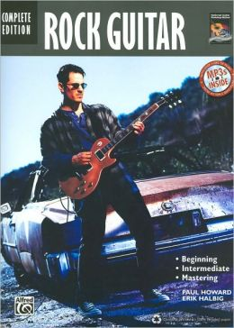 Complete Rock Guitar Method: Complete, Book & CD