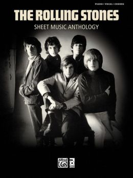 Rolling Stones -- Sheet Music Anthology: Piano/Vocal/Chords
