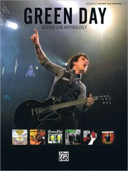 Green Day: Guitar TAB Anthology, Authentic Guitar TAB Edition