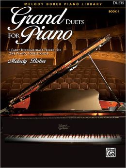 Grand Duets for Piano, Bk 4: 6 Early Intermediate Pieces for One Piano, Four Hands